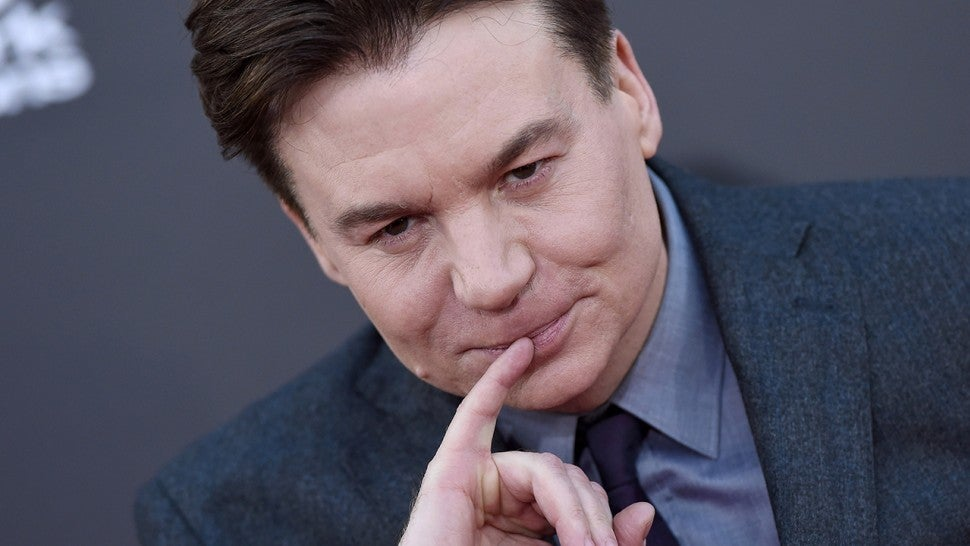 mike myers revives austin powers character dr evil to run in