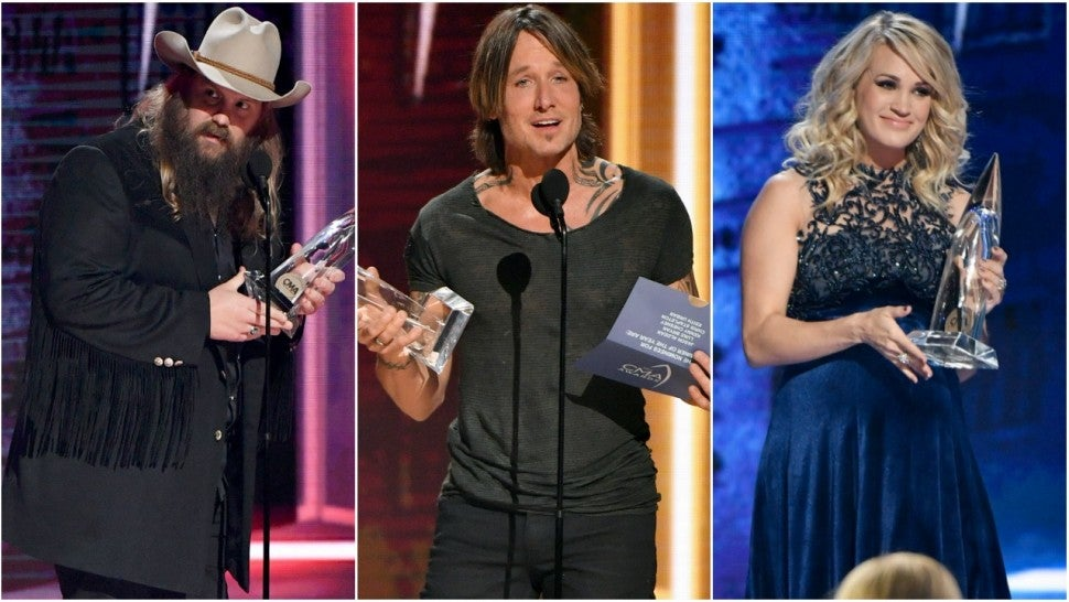 2018 CMA Awards: The Complete Winners List