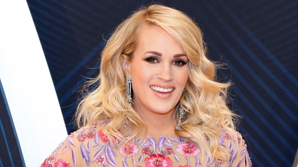 Carrie Underwood at CMA Awards 2018