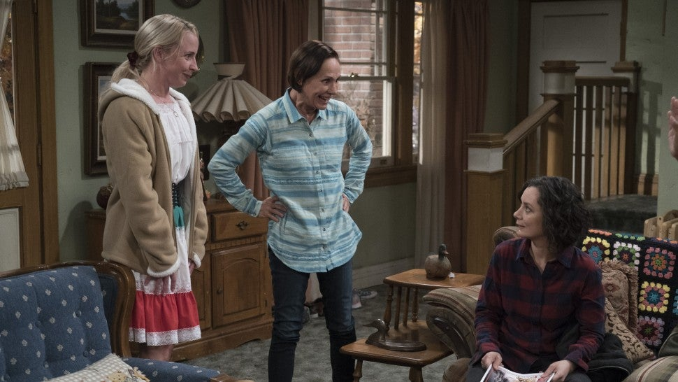 'The Conners' Drops a Pregnancy Bombshell -- Who's Expecting?