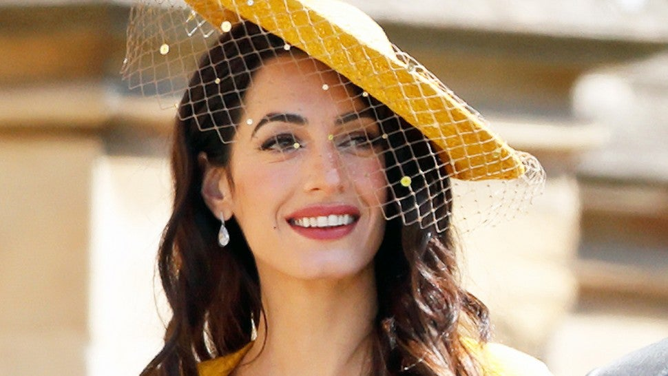 Amal Clooney's Makeup Artist Is Awarded MBE by Queen Elizabeth