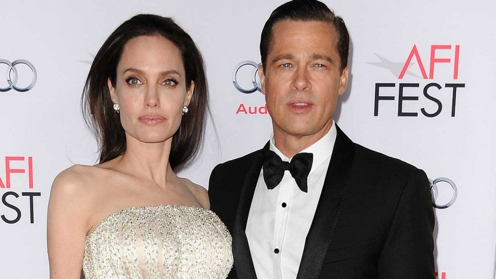 Brad Pitt and Angelina Jolie Have 'No Drama' After Officially Becoming  Single | Entertainment Tonight