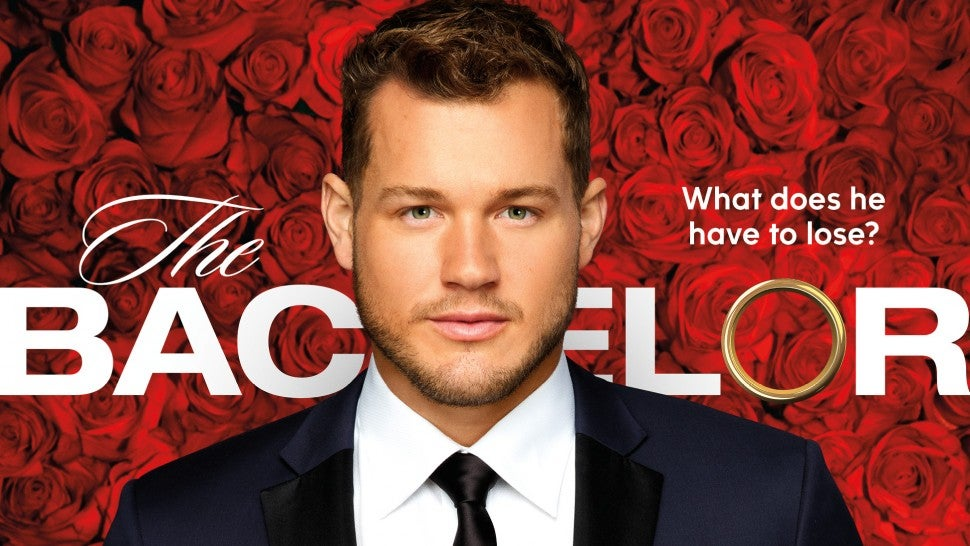 colton underwood s new bachelor poster hints at his virginity