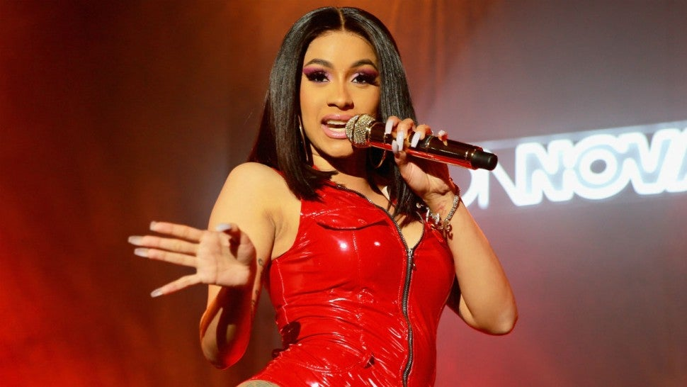 Cardi B Nothing On: Cardi B Shares Topless Video Of Herself After Saying She