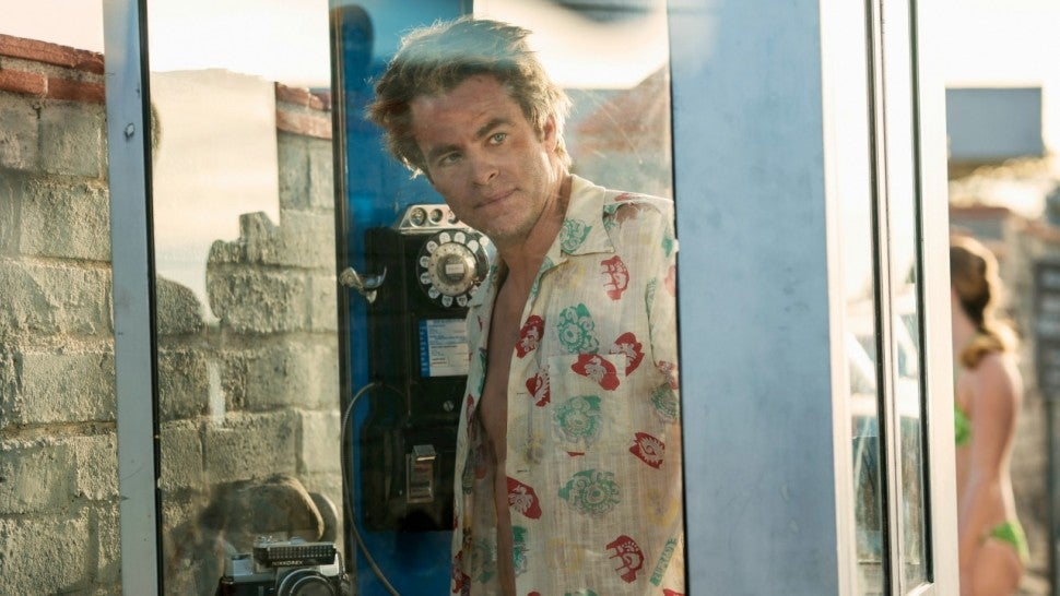 Chris Pine's TNT Series 'I Am the Night' Gets Premiere Date