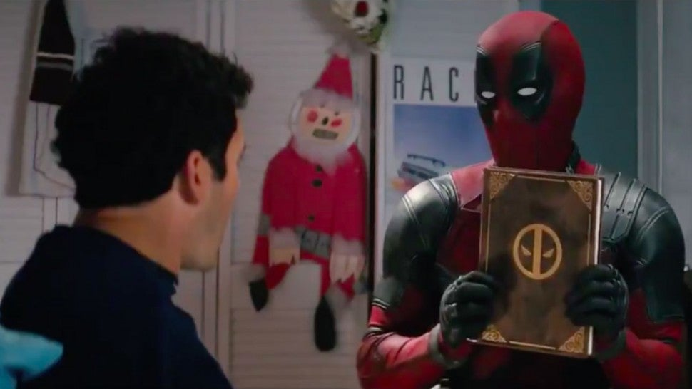 5333f7d1167 Ryan Reynolds Takes Fred Savage Hostage in Surprise New PG-13 ...
