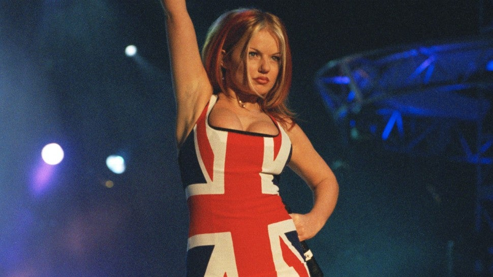 Adele shares epic throwback snap to celebrate upcoming Spice Girls tour
