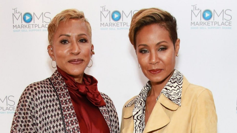 Jada Pinkett Smith's Mother Admits She Didn't Like Her Daughter's White Boyfriend