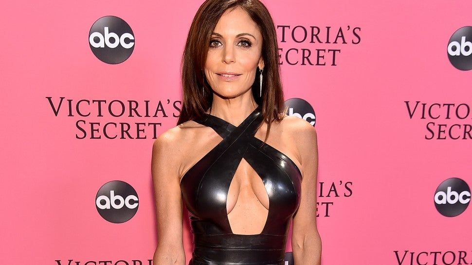 Bethenny Frankel at VS fashion show