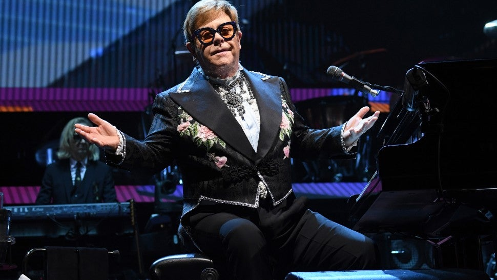Elton John postpones Wednesday's show at Tampa's Amalie Arena
