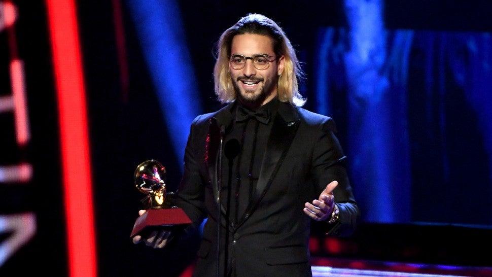 colombianos en los Latin Grammy 2018