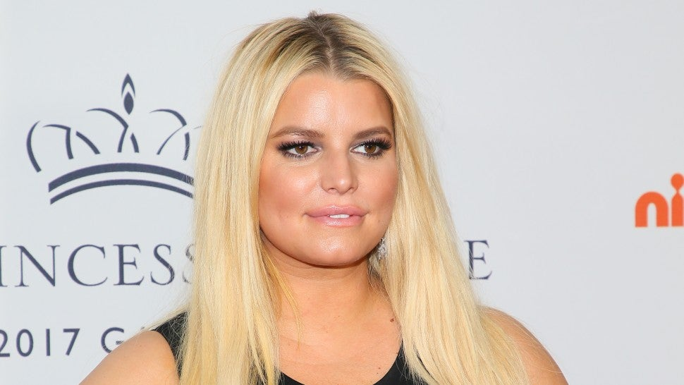 Jessica Simpson May Have Just Revealed Her Daughters Name With Baby