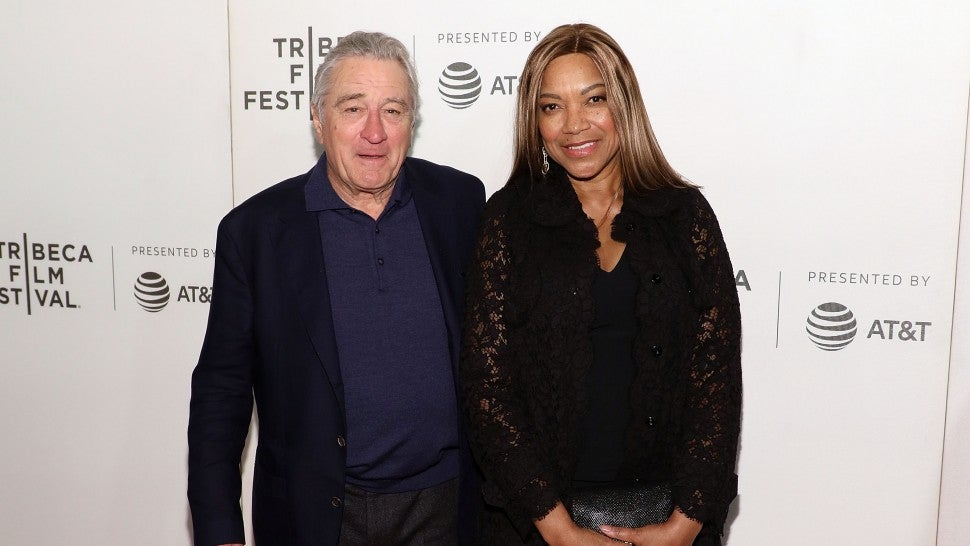 Robert De Niro & Grace Hightower Split After 20 Years of Marriage