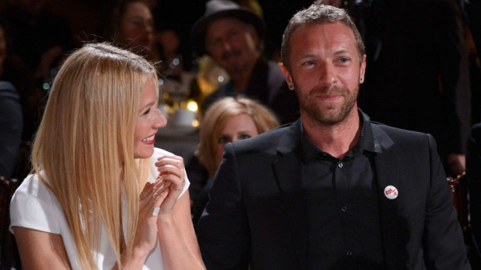 Martin becomes 'mess' after separating with Gwyneth