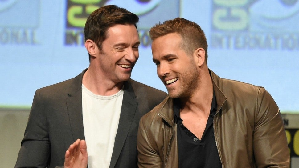 Ryan Reynolds Goes After Hugh Jackman in Mock Political Ad - Watch Here!