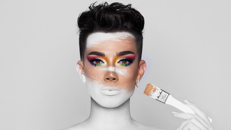 James Charles Launches His First Ever Makeup Collection