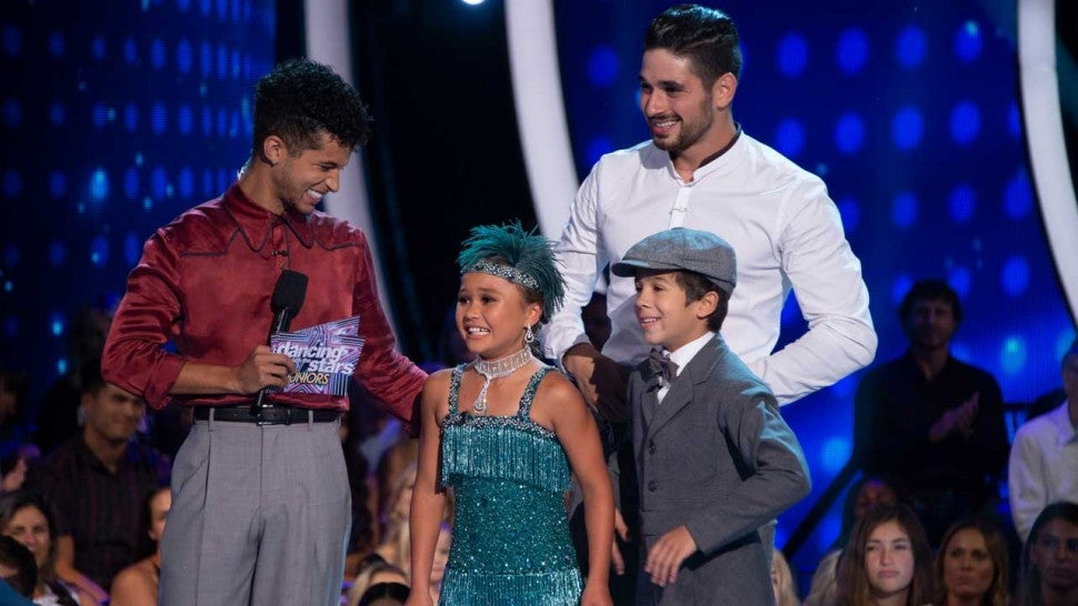 Dancing With The Stars Juniors Cuts Competition Down To Four