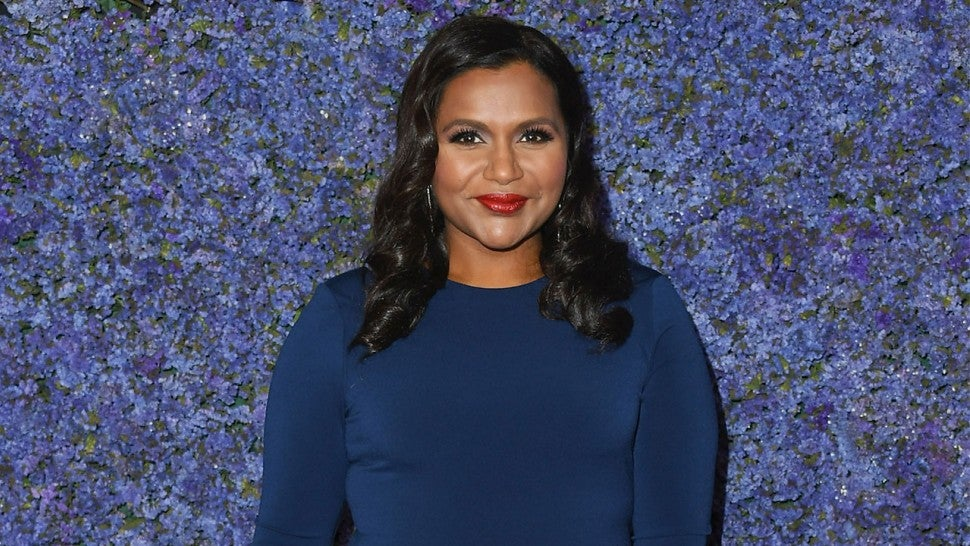Mindy Kaling Explains Why She Will Not Reveal Her Baby Daddy's Identity!