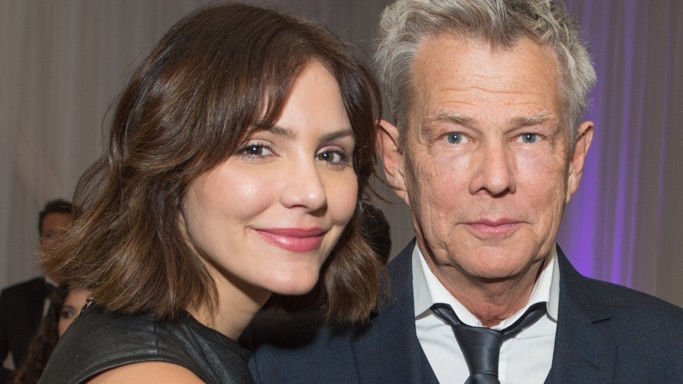 Katharine McPhee Posts Silly 'Meet the Fosters' Thanksgiving Family Photo