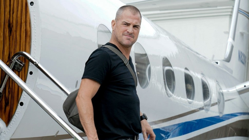 George Eads Quits 'MacGyver'