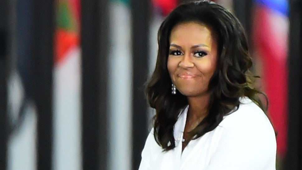 Michelle Obama Addresses the Racism Her Daughters Face and the Fear She Has When They Get in a Car Alone.jpg