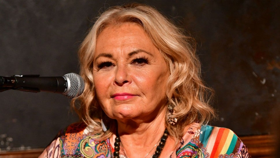 Roseanne Barr assures fans she didn't have a heart attack