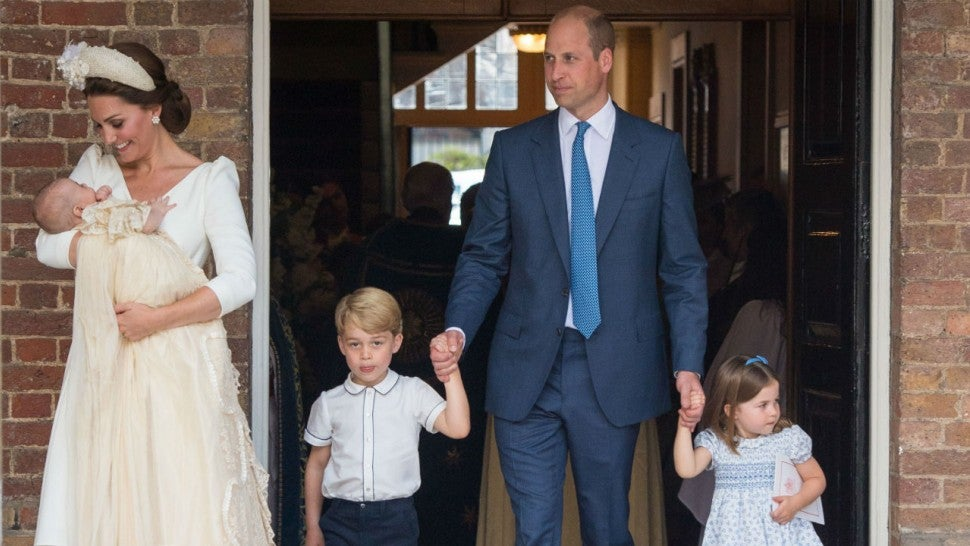 Prince William Says Having Children Deeply Affected His Mental Health