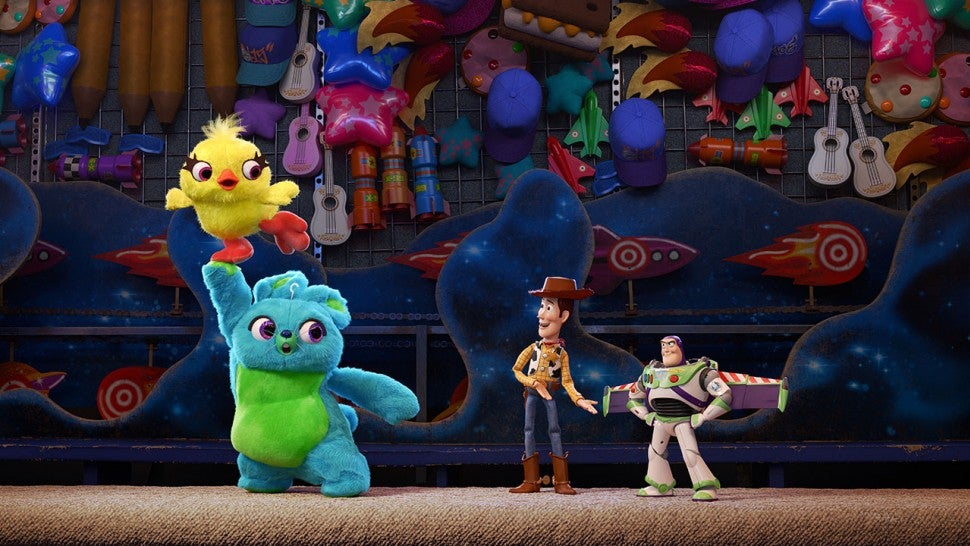 A second teaser for 'Toy Story 4' emerges