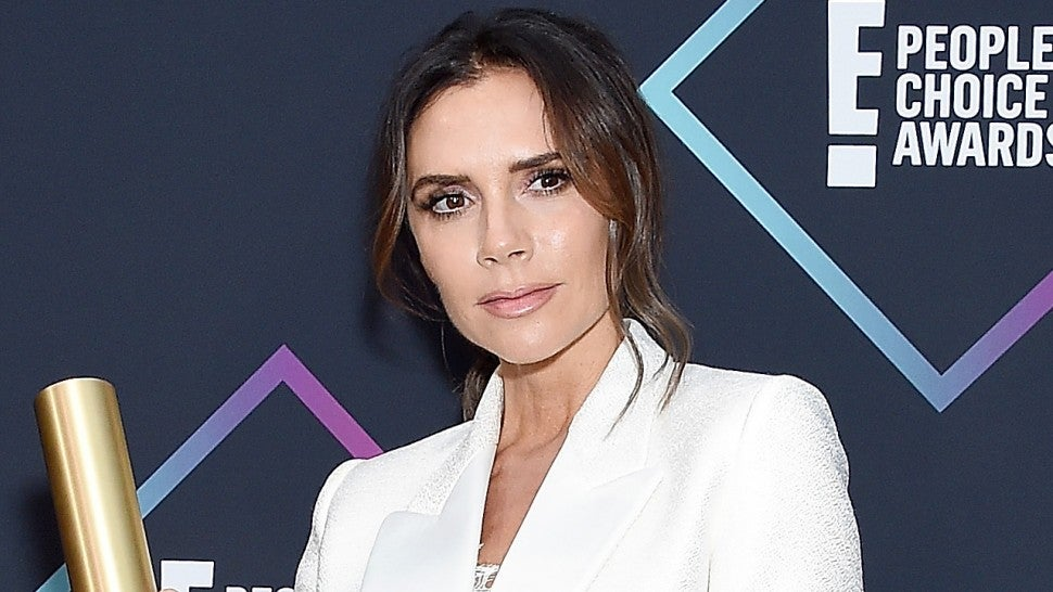 Victoria Beckham Dances With Tina Turner Musical Cast After Sneaking a Flask Into the Theater