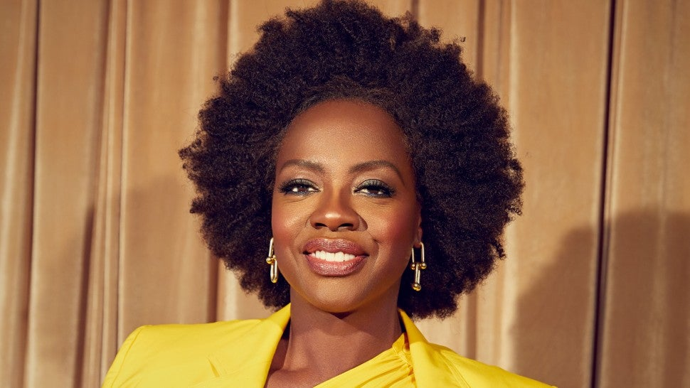 Viola Davis L'Officiel Dec Cover