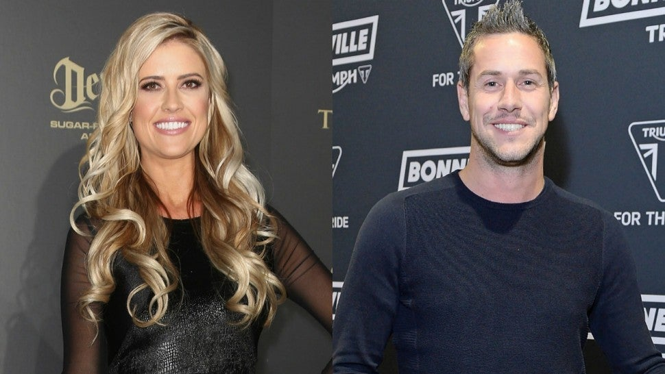 Christina El Moussa Ant Anstead