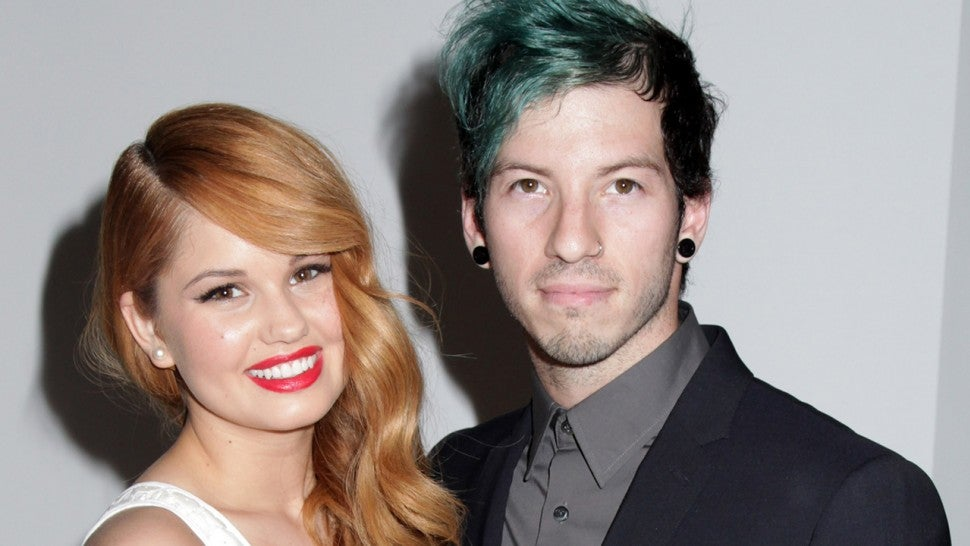 Debby Ryan Is Engaged To Boyfriend Josh Dun -- See the
