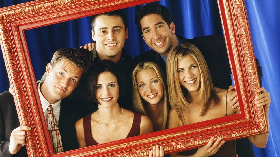 'Friends' to Remain on Netflix - For Now
