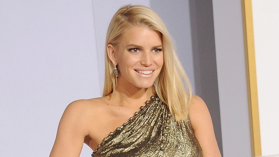 Jessica Simpson Has Chosen a Name for Baby No. 3, and It's 'So Sweet'