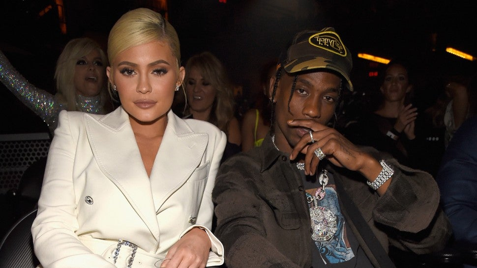 6de4a791be8a Kylie Jenner Weighs In After Kanye West's Spat With Travis Scott ...