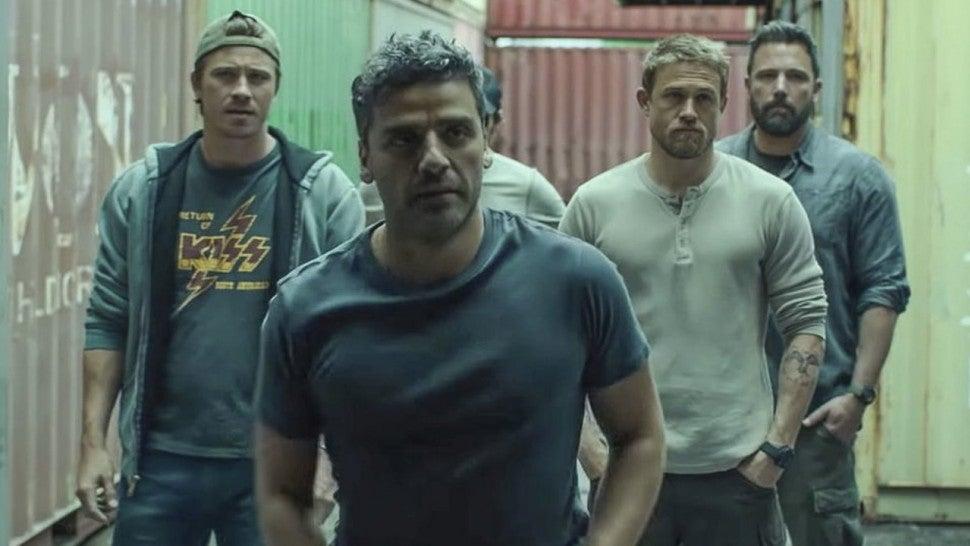 'Triple Frontier' Starring Ben Affleck, Oscar Isaac, & Charlie Hunnam Debuts First Trailer