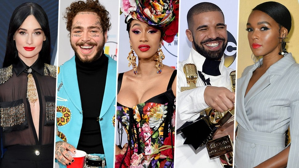 Grammy 2019 Live: GRAMMYs 2019: Listen To All Of The Album Of The Year