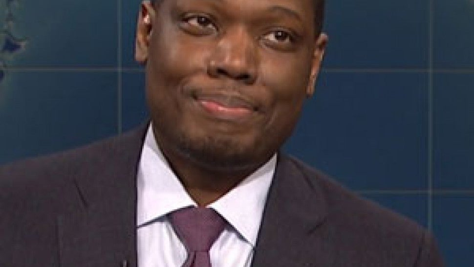 Michael Che addressed Kevin Hart controversy on SNL's Weekend Update