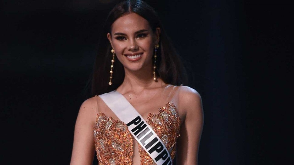 Who is Catriona Gray, Miss Universe 2018?