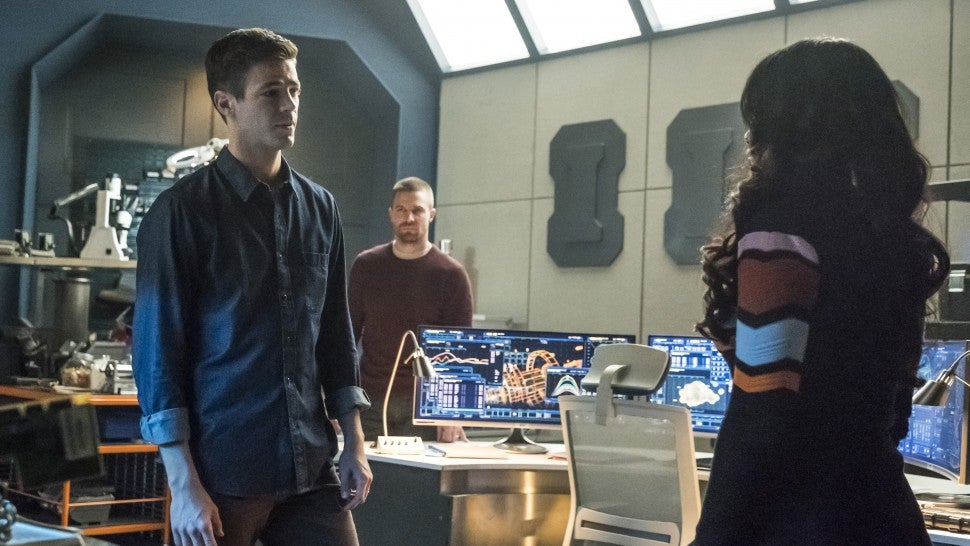 The Flash' EP Talks WestAllen's Future After the Crossover's