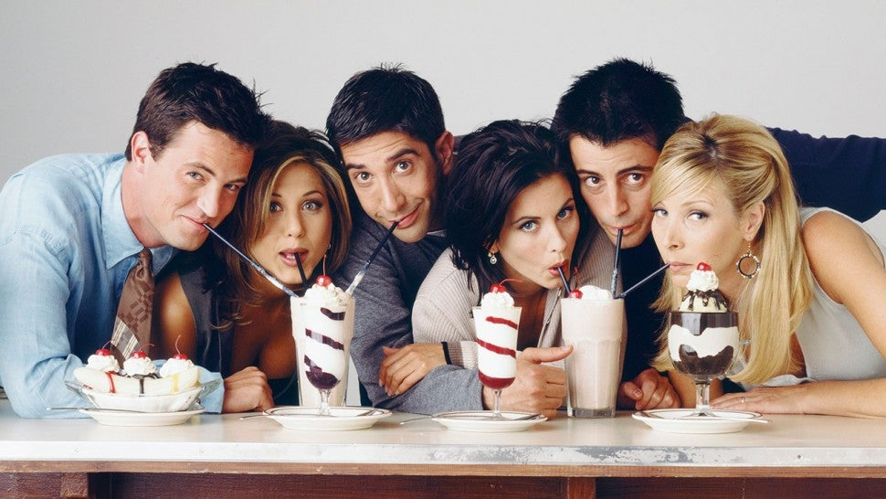 Friends is not leaving Netflix - for now