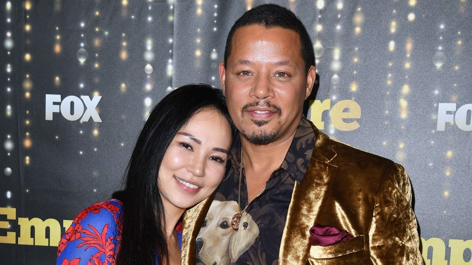 Terrence Howard Is Engaged Again to Ex-Wife Mira Pak!