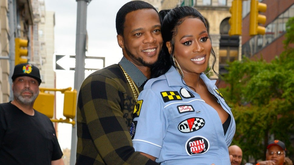 Congrats Remy Ma & Papoose!