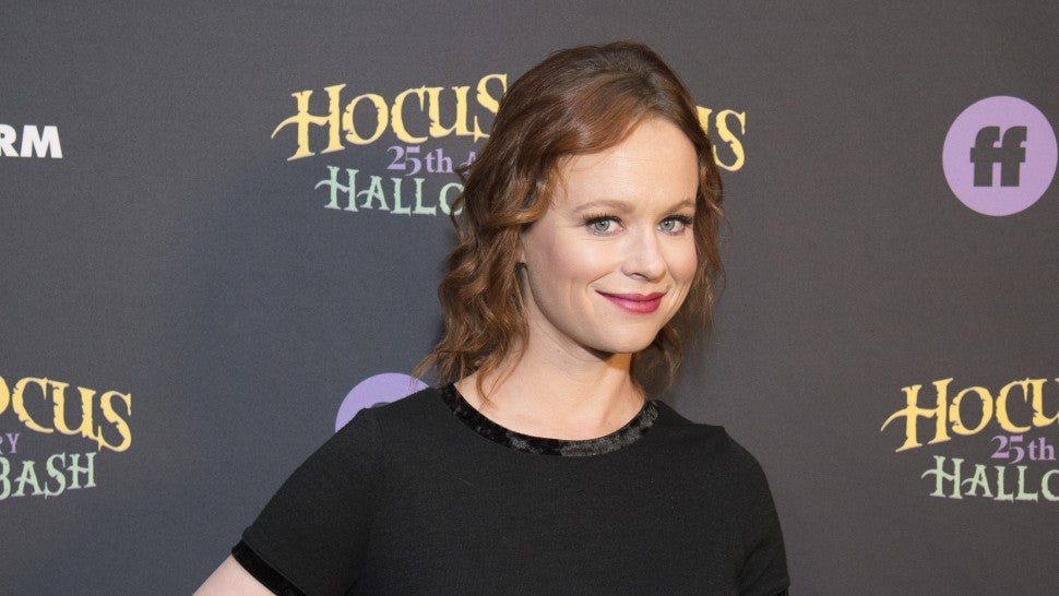 hocus pocus star thora birch is married entertainment tonight