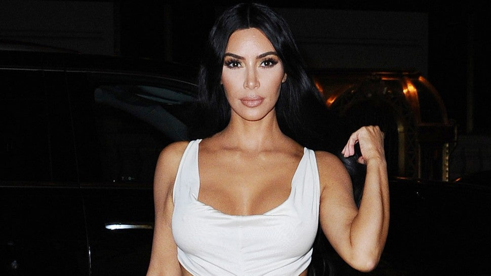 Kim Kardashian looks just like North West in sweet flashback