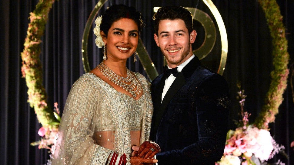 Nick Jonas Shares Photo Of His And Priyanka Chopra S Massive Wedding