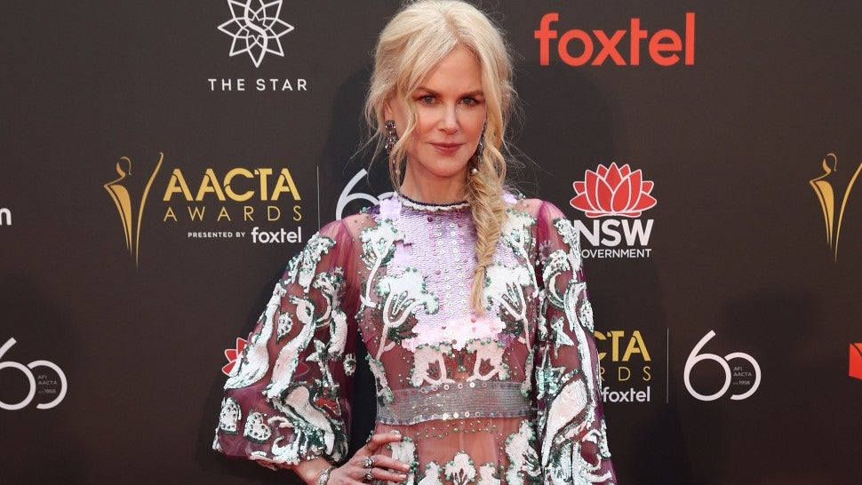 Nicole Kidman Reveals How She Gets 'Teased' for Going to Church