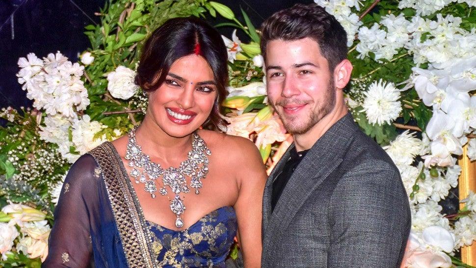 Priyanka Chopra Wedding.Priyanka Chopra And Nick Jonas Return To India To Host Their Second