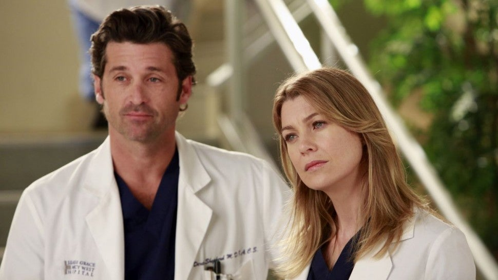 Ellen Pompeo says she has not spoken to Patrick Dempsey since 2015