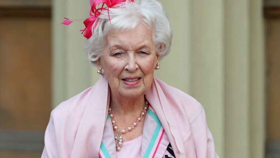Original radio star Dame June Whitfield dies aged 93